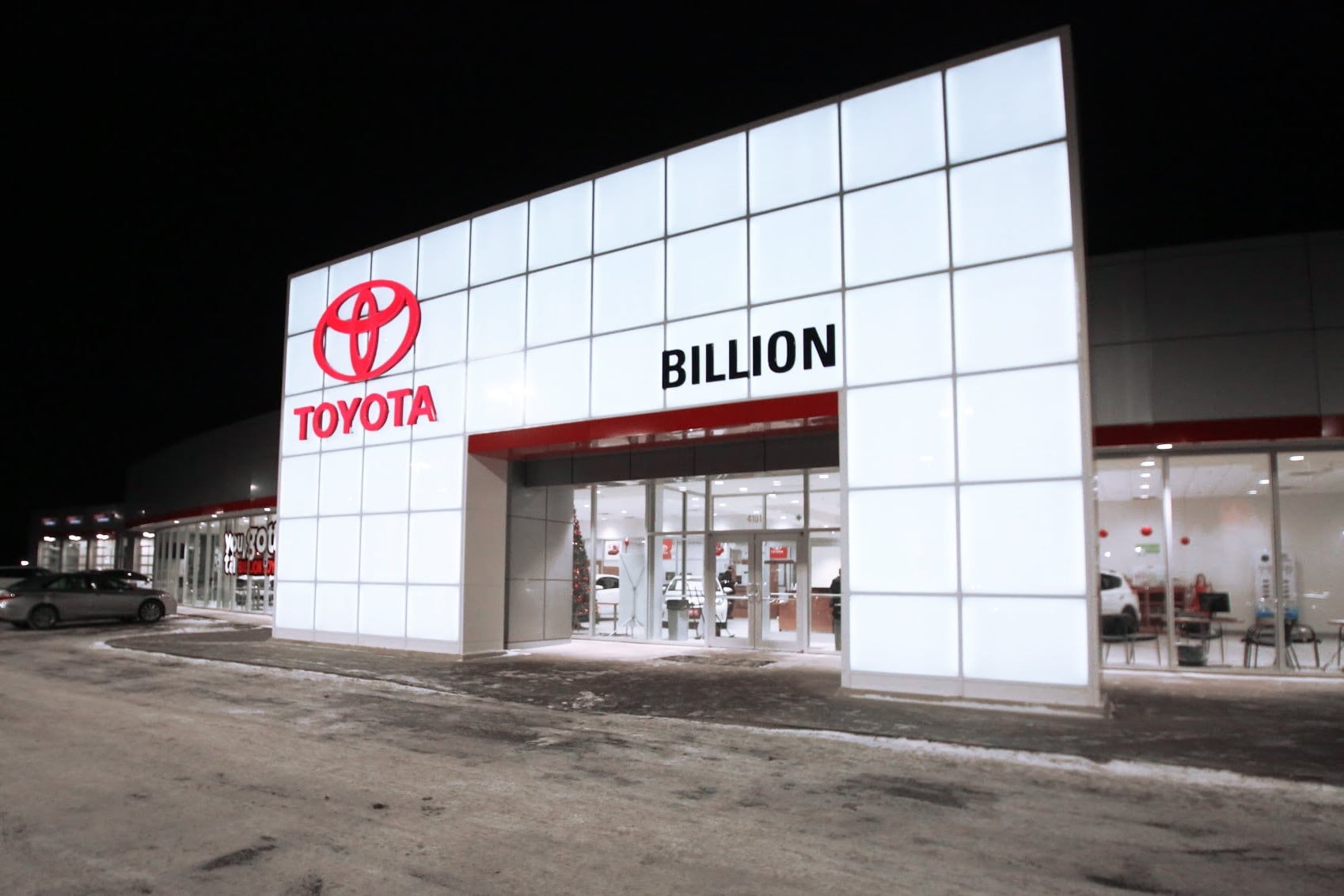 Billion Toyota