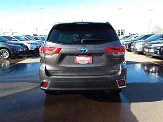 New 2019 Toyota Highlander Hybrid SUV