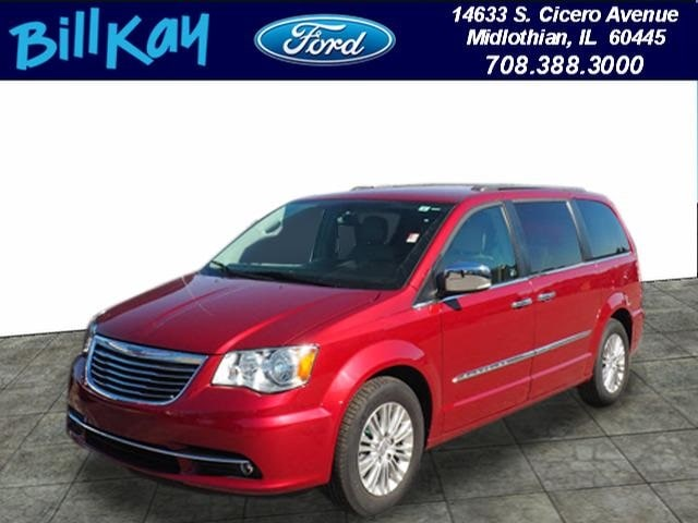 2015 Chrysler Town & Country Touring-L Minivan/Van