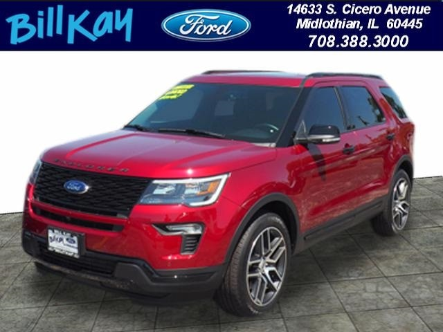 Bill Kay Ford >> New 2019 Ford Explorer For Sale At Bill Kay Ford Inc Vin