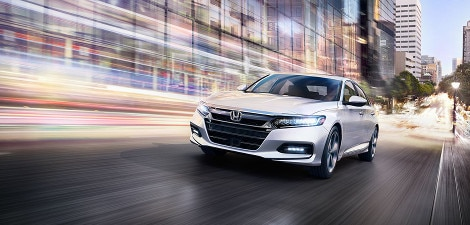 2018 Honda Accord Lease Offers