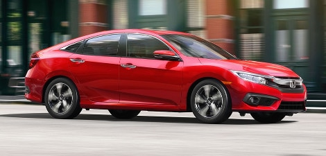 2018 Honda Civic Lease Offers