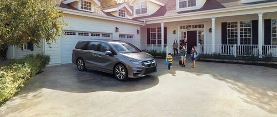 2019 Honda Odyssey Lx Vs Ex Vs Ex L Vs Touring Vs Elite Bill