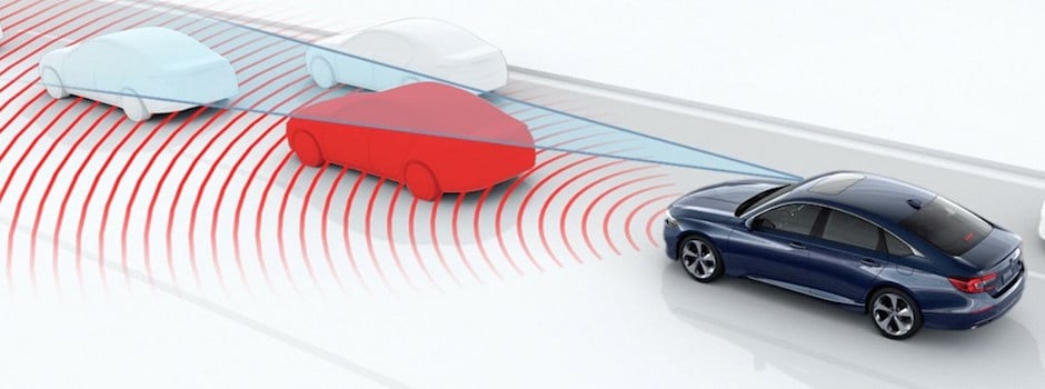 Features of the Honda Sensing System