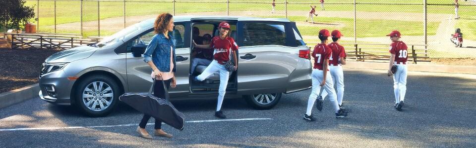 2018 Honda Odyssey Lx Vs Ex Vs Ex L Vs Touring Vs Elite Bill