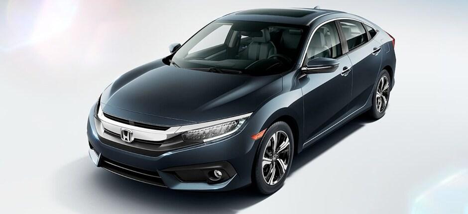 2018 Honda Civic LX Vs EX