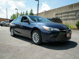 Certified Pre- Owned Cars  2017 Toyota Camry LE Sedan For Sale in Baltimore