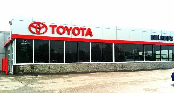 Toyota Car Parts in Cockeysville | Bill Kidd's Toyota Auto Part