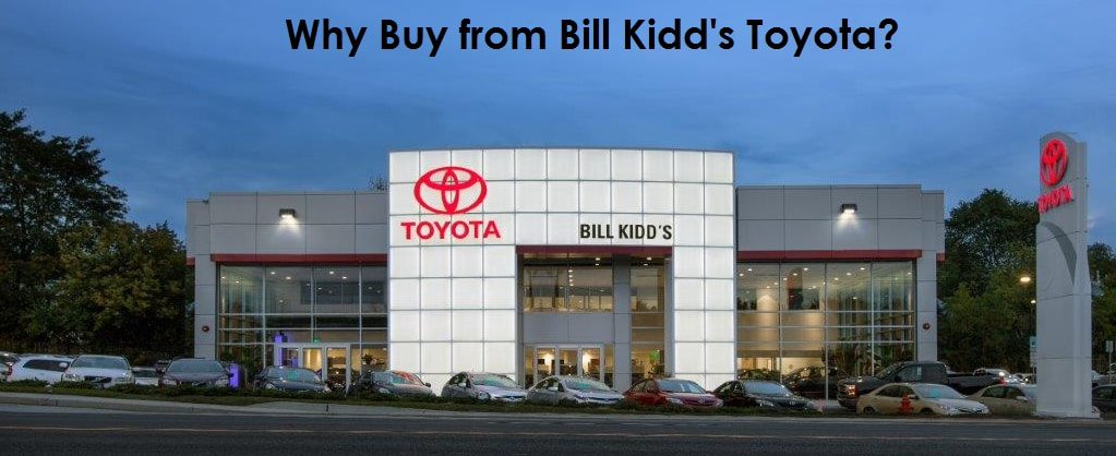Attractive Bill Kiddu0027s Toyota Cockeysville |Toyota Dealer Serving Baltimore