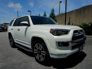Certified Pre- Owned Cars  2018 Toyota 4Runner Limited SUV For Sale in Baltimore