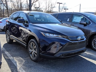 New 2021 Toyota Venza LE SUV JTEAAAAH5MJ011129 23148 serving Baltimore