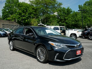 Certified Pre- Owned Cars  2016 Toyota Avalon Limited Sedan For Sale in Baltimore