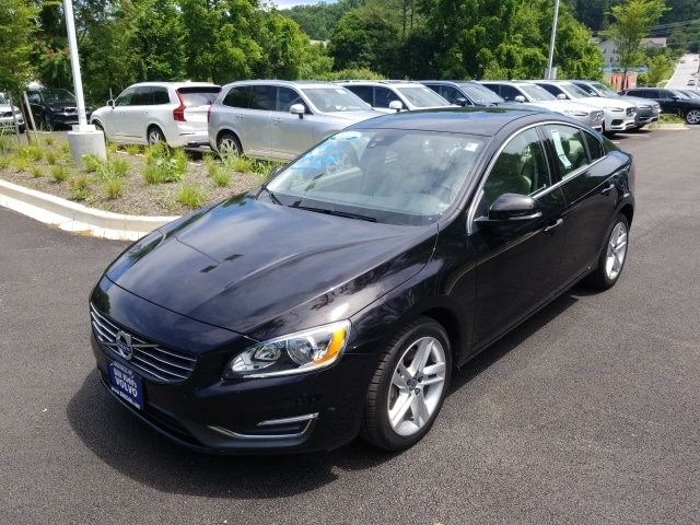 Featured pre-owned Volvo cars 2015 Volvo S60 T5 Premier Sedan for sale near you in Cockeysville, MD