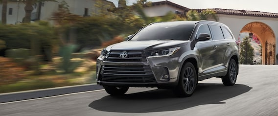 New Toyota Highlander | serving Baltimore | Bill Kidd's Toyota