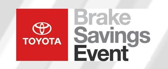 Toyota Bill Pay >> National Brake Savings Event Bill Kidd S Toyota