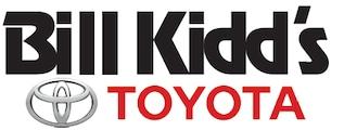 Bill Kidd's Toyota