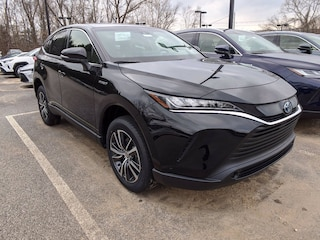 New 2021 Toyota Venza LE SUV JTEAAAAH4MJ022591 23603 serving Baltimore