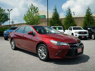Used Cars  2016 Toyota Camry SE Sedan For Sale in Baltimore