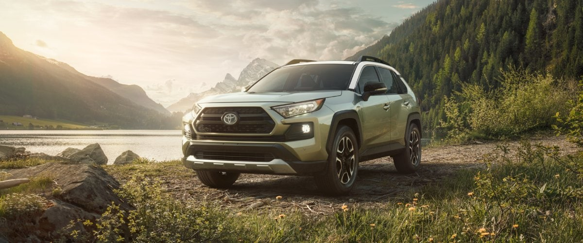 New Toyota Rav4 SUV Owings Mills