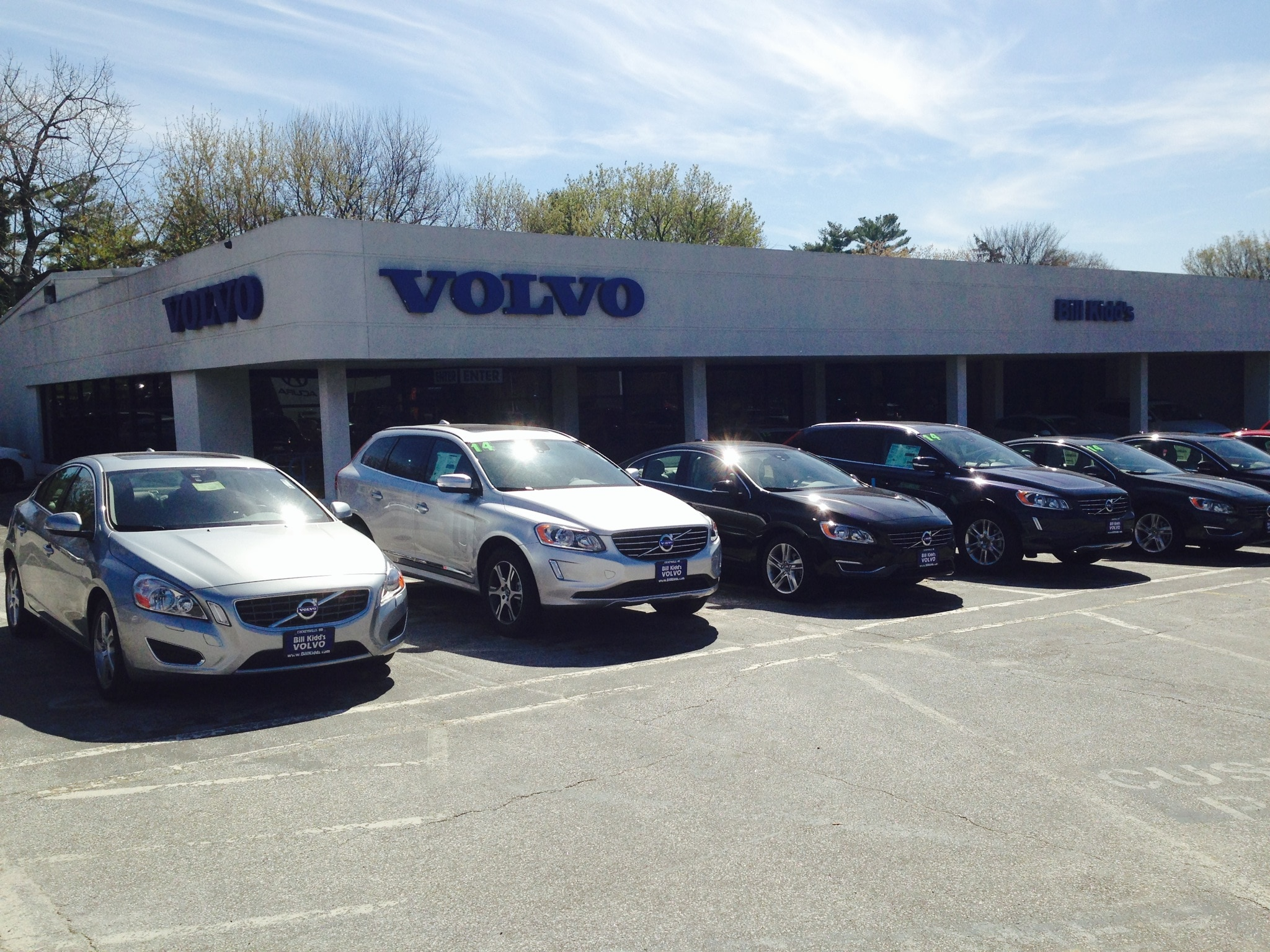 Bill Kidds Volvo >> About Bill Kidd's Volvo | New Volvo and Used Car Dealer | Serving Cockeysville, Baltimore ...