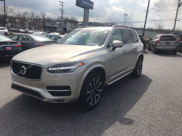 Featured pre-owned Volvo cars 2018 Volvo XC90 T6 AWD Momentum SUV for sale near you in Cockeysville, MD