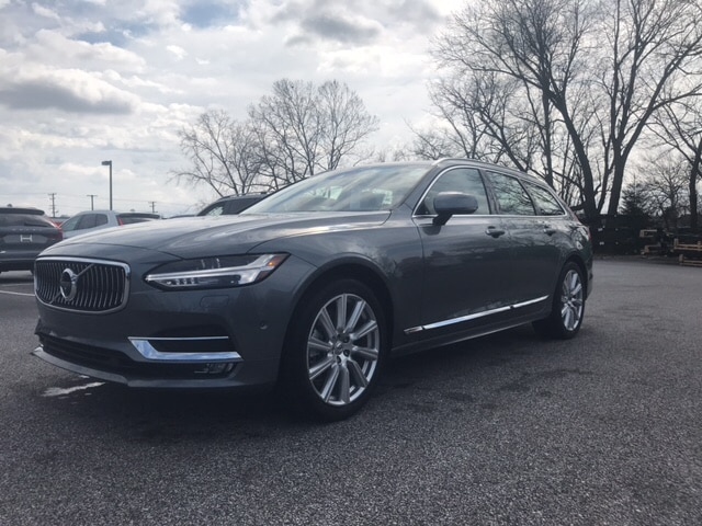 New Volvo vehicles 2019 Volvo V90 T5 Inscription Wagon for sale near you in Cockeysville, MD