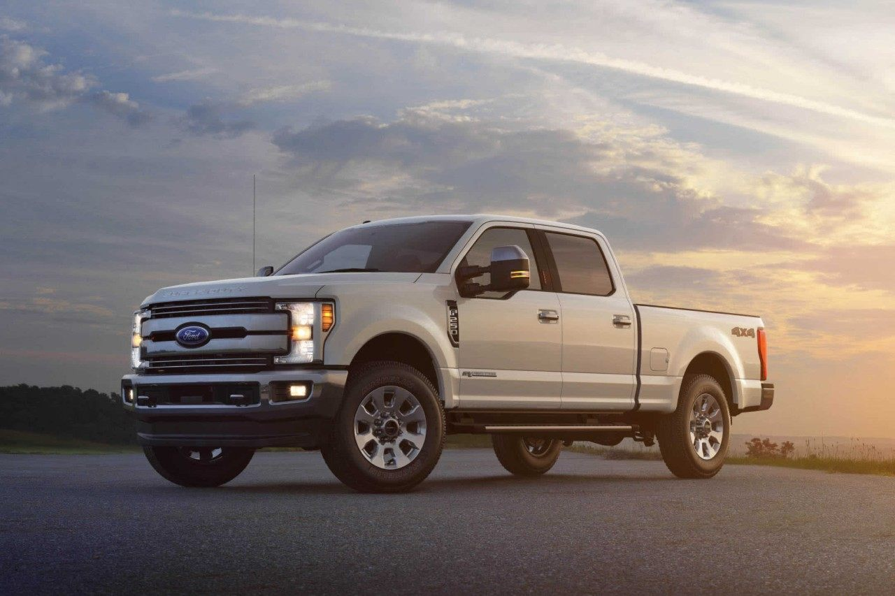 2018 Ford Super Duty Exterior