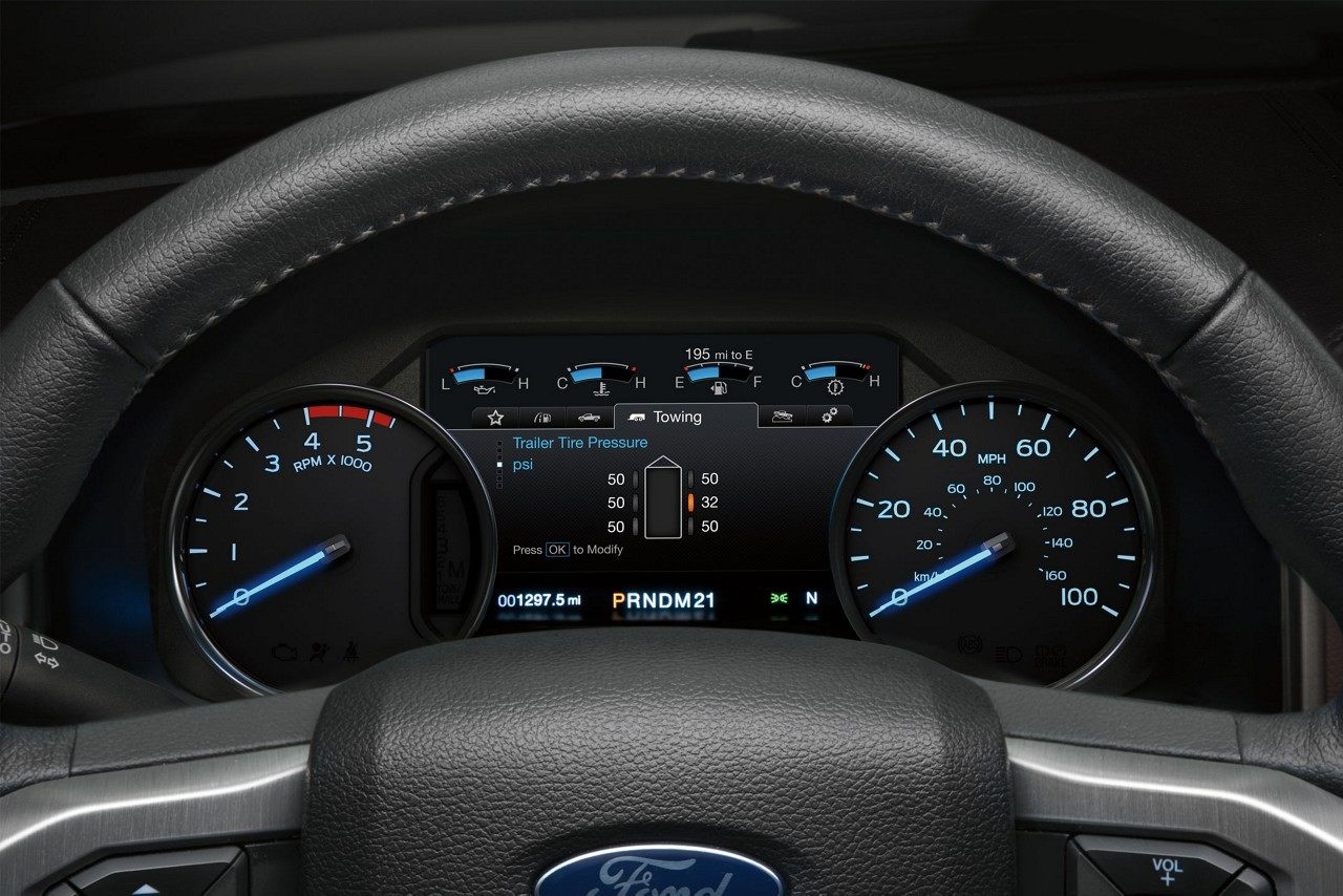 2018 Ford Super Duty Features
