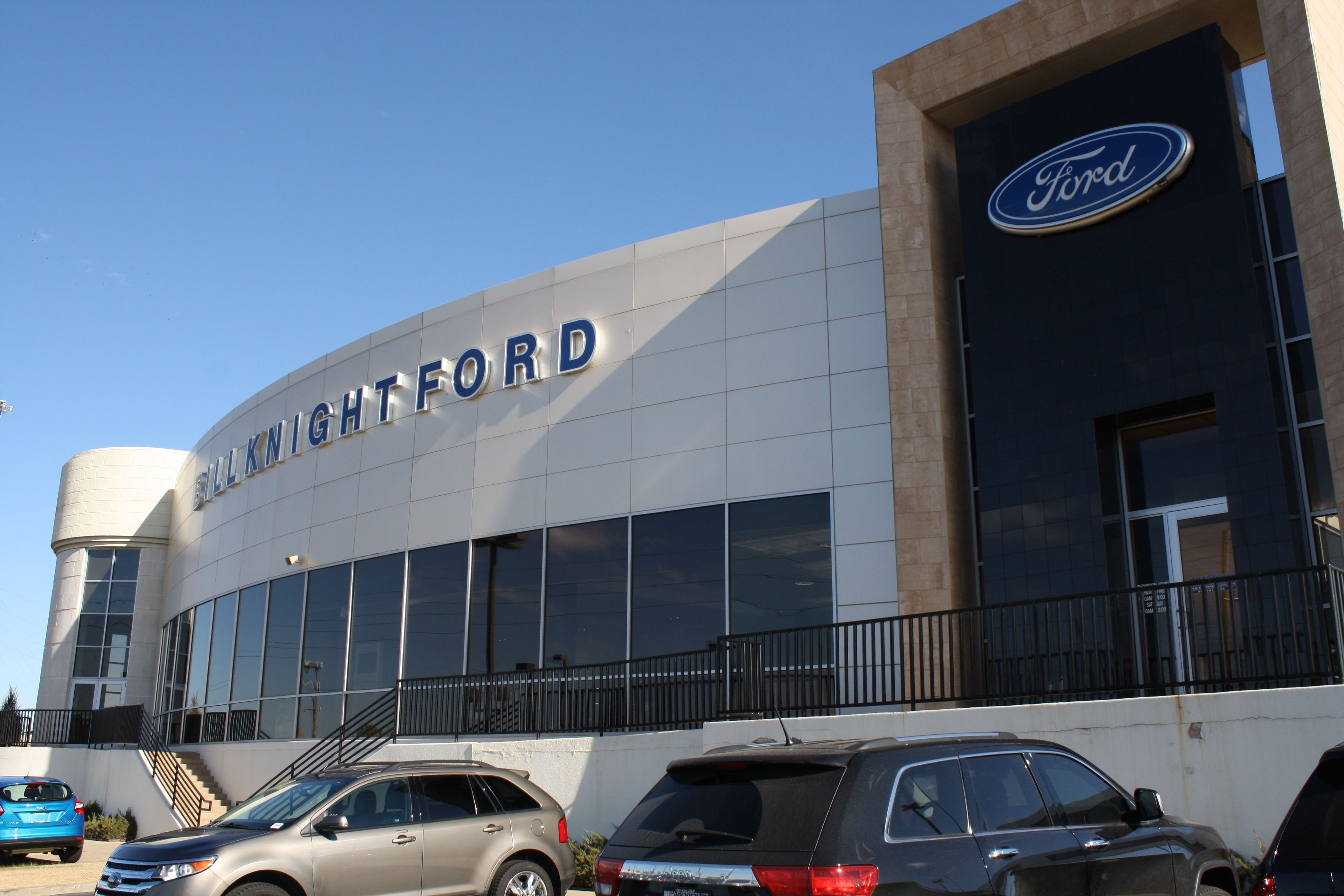 5 Reasons To Buy A Ford From Bill Knight In Tulsa OK Dealership