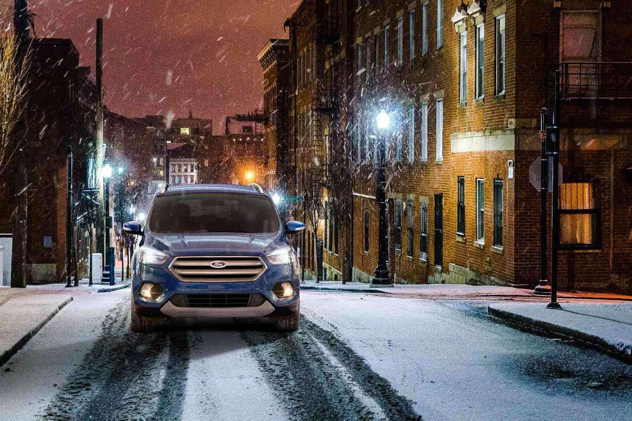 2018 Ford Escape Capability