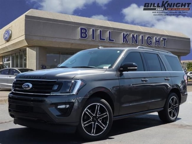 New 2019 Ford Expedition Limited SUV for sale in Stillwater, OK
