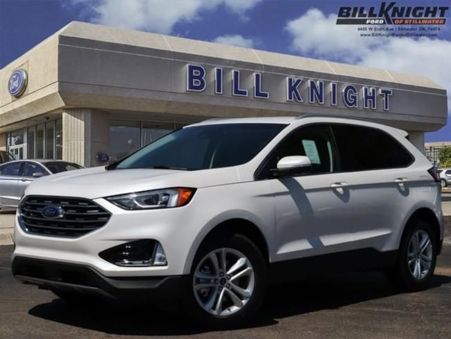 New 2019 Ford Edge SEL SUV for sale in Stillwater, OK