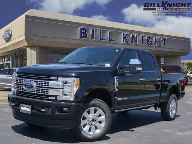 New 2019 Ford F-250SD Platinum Truck for sale in Stillwater, OK