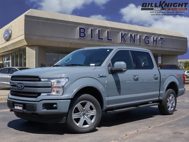 New 2019 Ford F-150 Lariat Truck for sale in Stillwater, OK