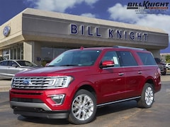 New 2019 Ford Expedition Max Limited Limited 4x4 for sale in Stillwater, OK