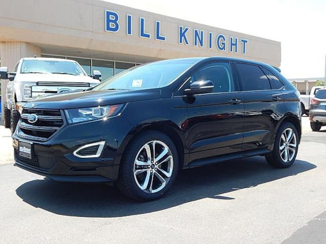 Used 2016 Ford Edge Sport SUV for sale in Stillwater, OK