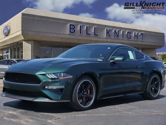 New 2019 Ford Mustang Bullitt Coupe for sale in Stillwater, OK