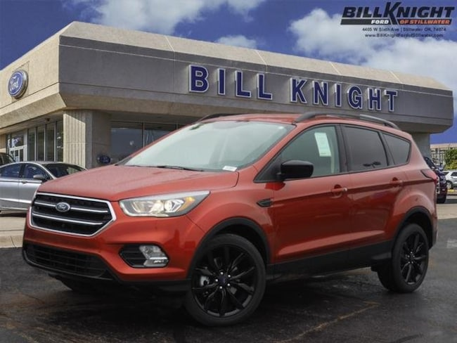 New 2019 Ford Escape SE SE 4WD for sale in Stillwater, OK