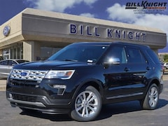 New 2019 Ford Explorer XLT SUV for sale in Stillwater, OK