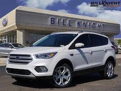 New 2019 Ford Escape Titanium Titanium FWD for sale in Stillwater, OK