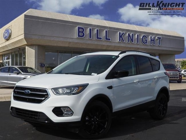 New 2019 Ford Escape SE SE FWD for sale in Stillwater, OK
