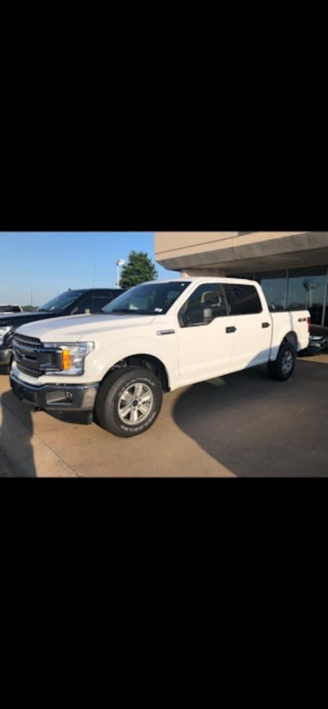 Used 2018 Ford F-150 XLT Truck for sale in Stillwater, OK