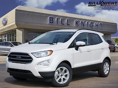 New 2019 Ford EcoSport SE SUV for sale in Stillwater, OK
