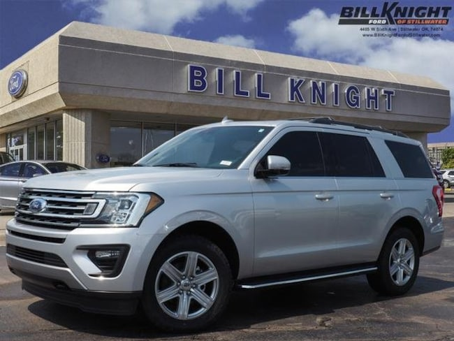 New 2018 Ford Expedition XLT XLT 4x4 for sale in Stillwater, OK