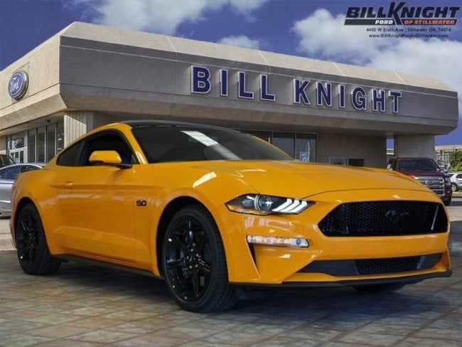 New 2019 Ford Mustang GT Premium Coupe for sale in Stillwater, OK