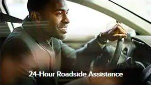 24-Hour Roadside Assistance