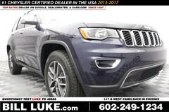 2018 Jeep Grand Cherokee Limited 4X2 SUV