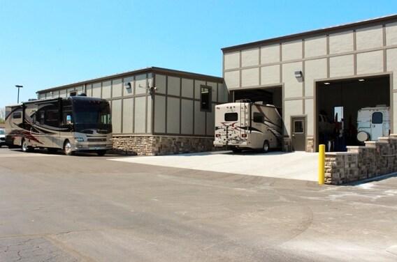 Bill MacDonald Ford Motorhome, RV and Medium Truck Repair Center
