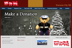 Toys for Tots kicks off 11/17