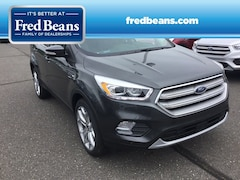 New 2019 Ford Escape Titanium SUV N90093 in Newtown, PA